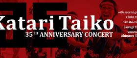 Katari Taiko's 35th Anniversary Concert